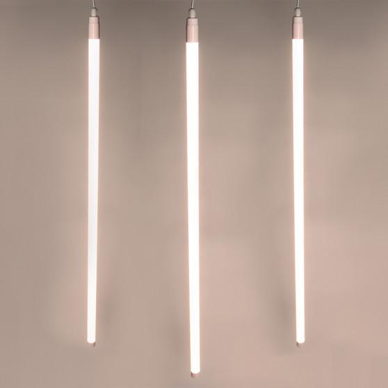 Neon Tube Light Warm White 3000K, IP20, 24V, Upto 2 Metres