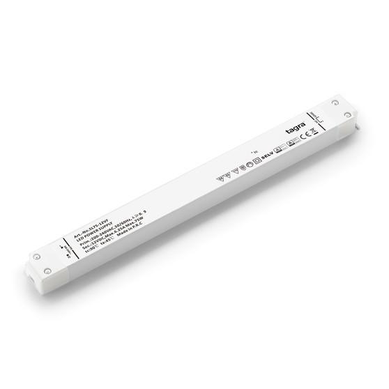 Tagra® Super Slimline Linear Professional 12V Constant Voltage LED Driver 75W