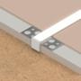 Plaster-In Slim Recessed LED Aluminium Channel