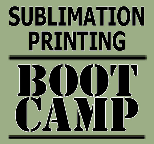 Class 301 - Sublimation Printing