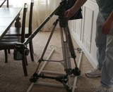 How to Combine an Electronic Gimbal and the Cinerails Track and Dolly to Produce a Knockout Shot
