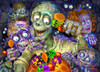 Zombies Like Candy - 1000pc Jigsaw Puzzle by Vermont Christmas Company