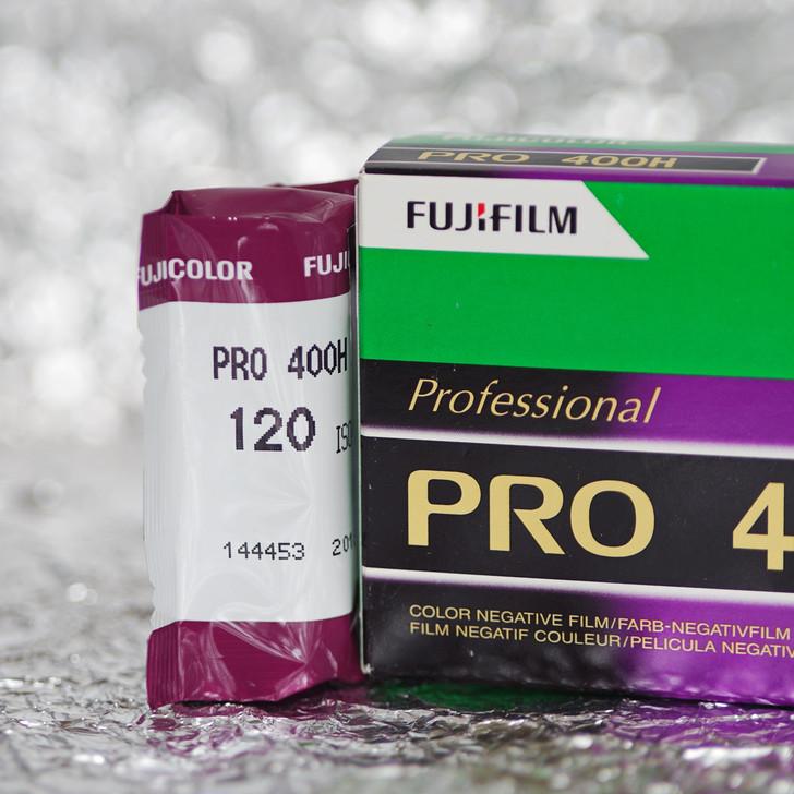 Fuji Pro 400H 120 film