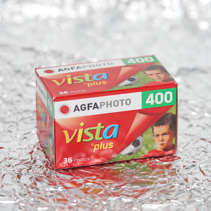AgfaPhoto VistaPlus 400 (36 exp) 35mm