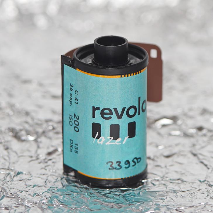 Revolog Lazer 35mm special effects film
