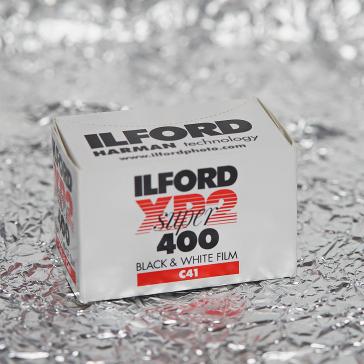Ilford XP2 Super 400 35mm (36 exp) film