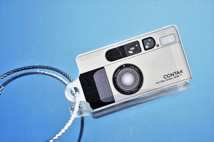 TIMFC Contax T2 keyring