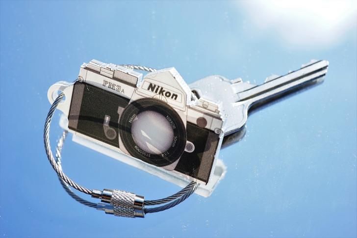 TIMFC Nikon Fm3a keyring