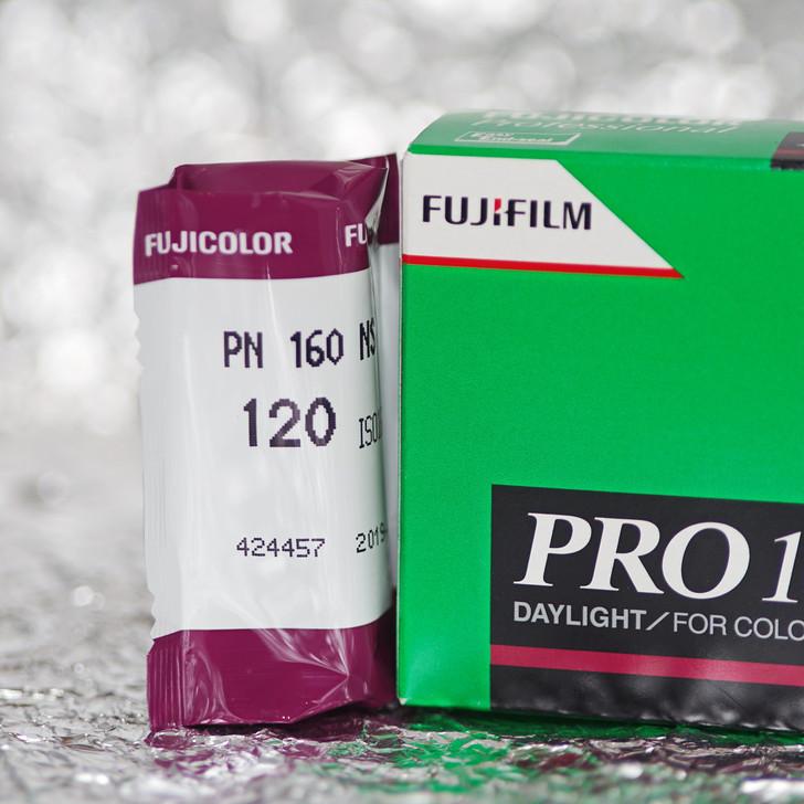 Fujifilm Pro 160NS 120 film