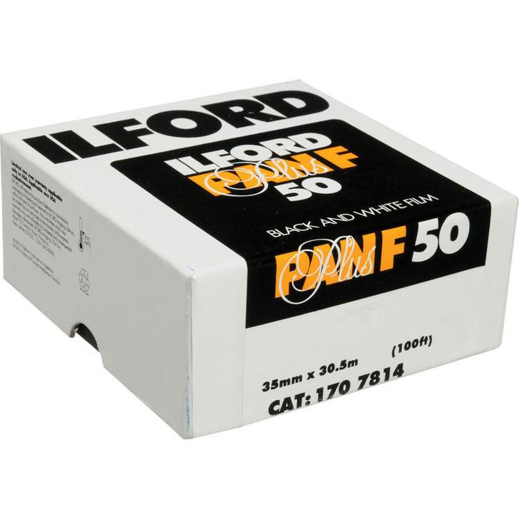 *SALE* Ilford Pan-F 35mm film - 100 feet bulk film
