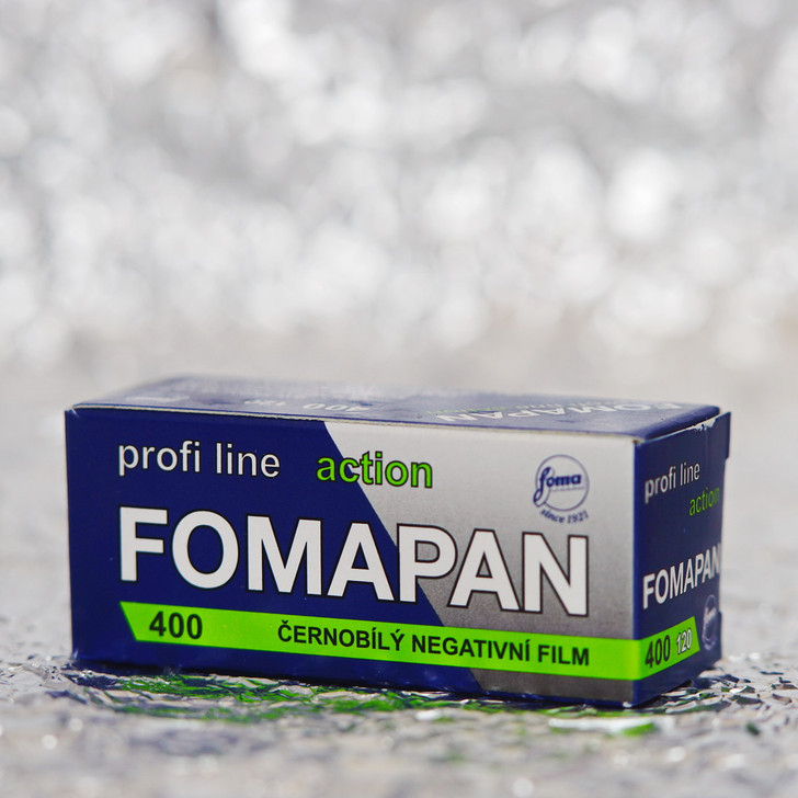 Foma Pan Action 400 120 film
