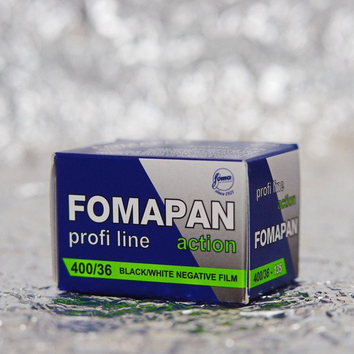 Foma Pan Action 400 35mm film