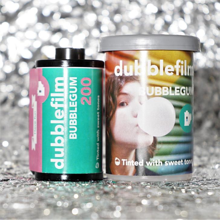 Dubblefilm Bubblegum 35mm special effects film (36 exposures)