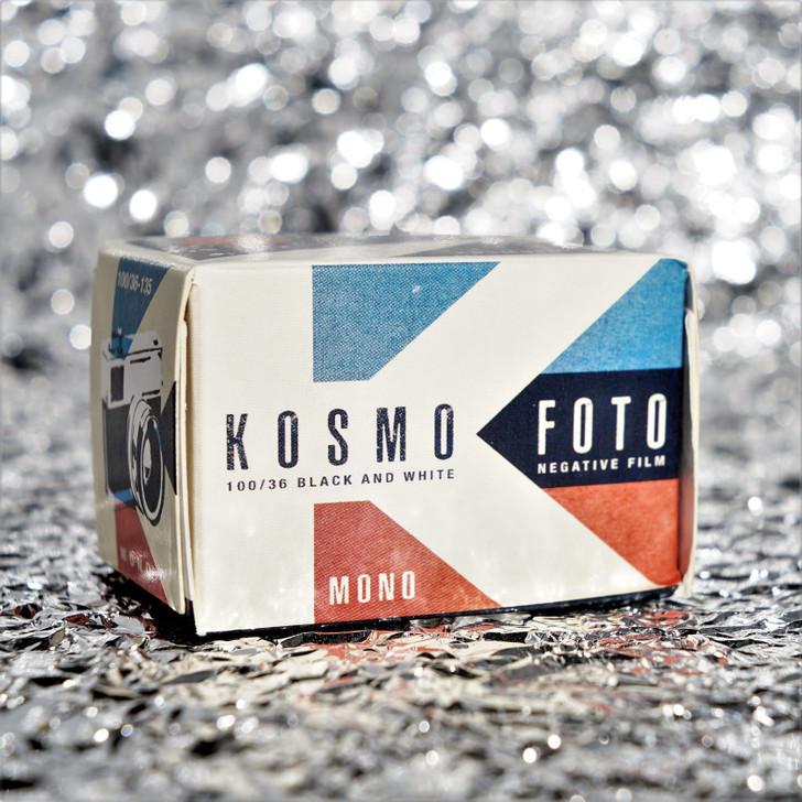 Kosmofoto Mono 100 35mm b/w film