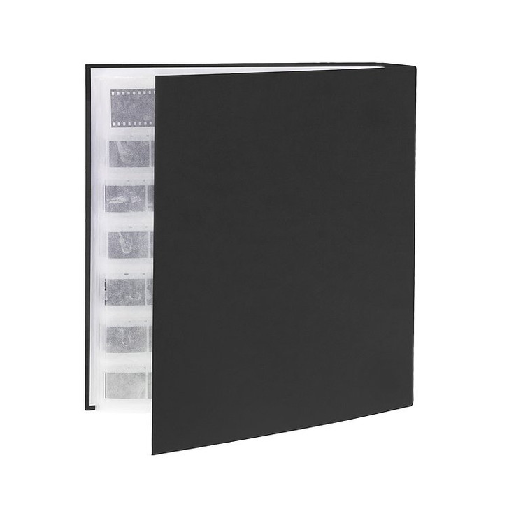 Ultra-Large Ring Box Binder For Negative Sleeves (hard box) (color options)
