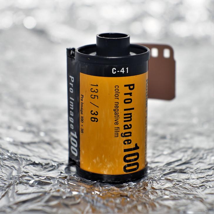Kodak Pro Image 35mm film (36 exposures)