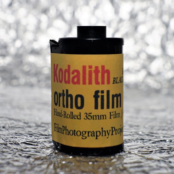 FPP Kodak Kodalith 35mm film (expired)