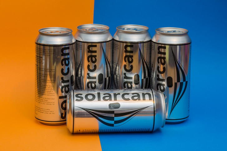 *SALE* The Solarcan - 5 packs