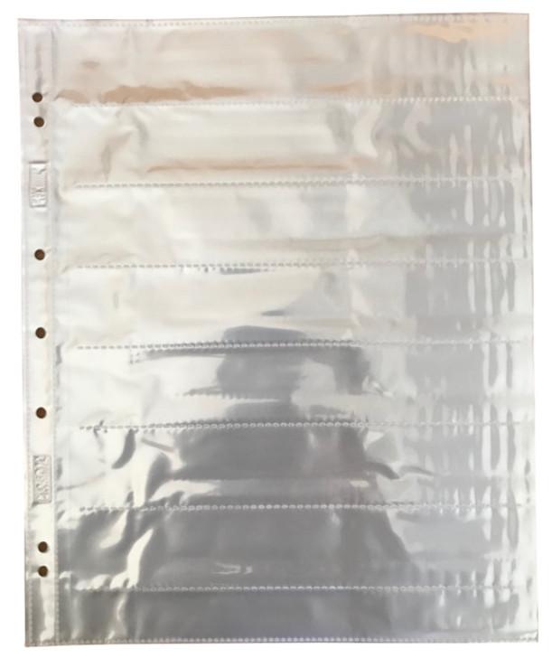 Albox Acid-Free 35mm Negative Pockets/Sleeves - 7 Strips