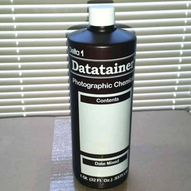 DELTA 1 Datatainer Chemical storage bottle (32oz / 1 quart / 950 litre)