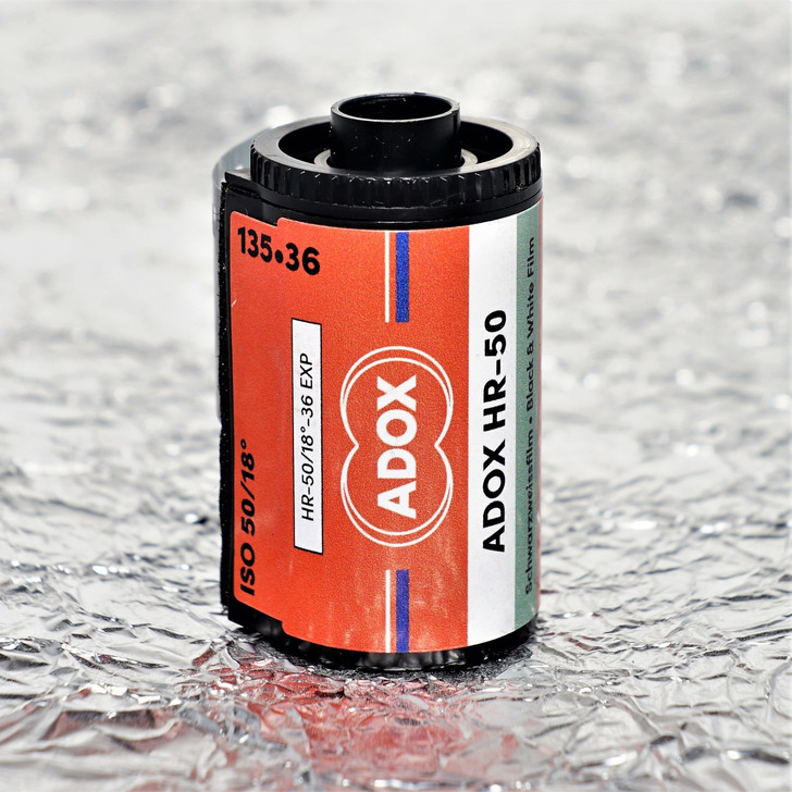 ADOX HR-50 135/36 with SPEED BOOST