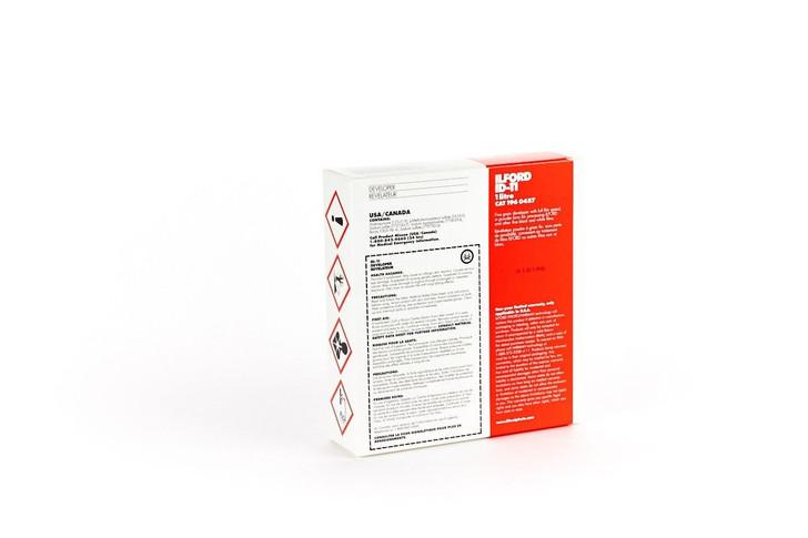 Ilford ID-11 black/white film development powder (makes 1L)