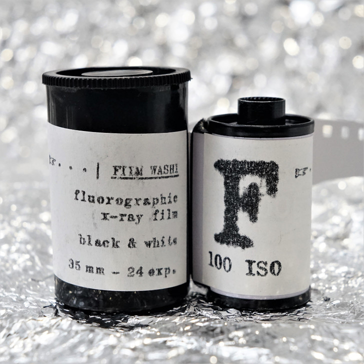 "Film Washi ""F"" black/white 35mm film"