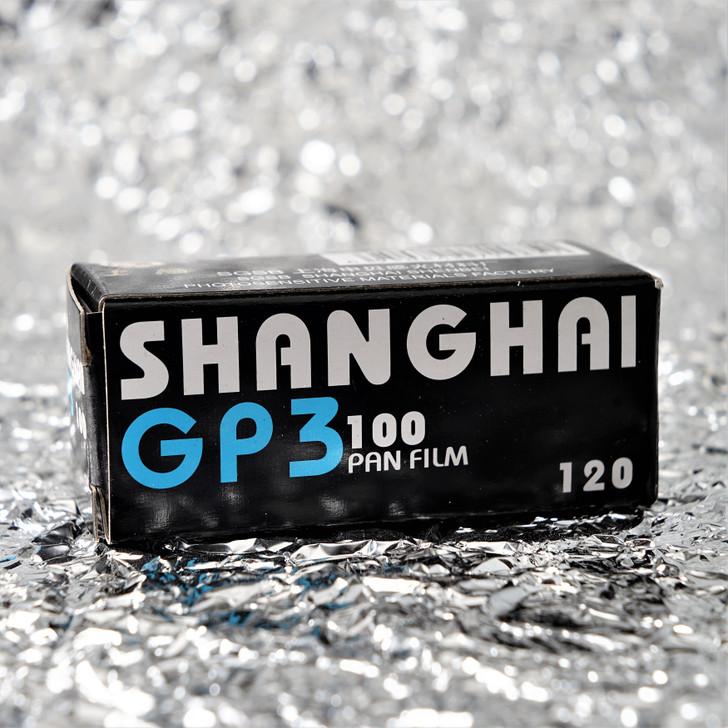 Shanghai GP3 black/white 120 film