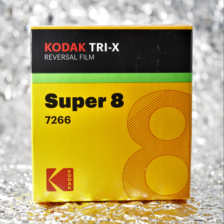 Kodak Super8 TriX / 7266 Reversal film
