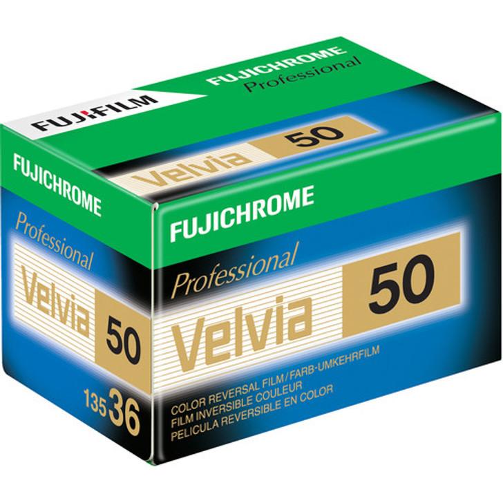 Fujifilm Velvia 50 35mm film