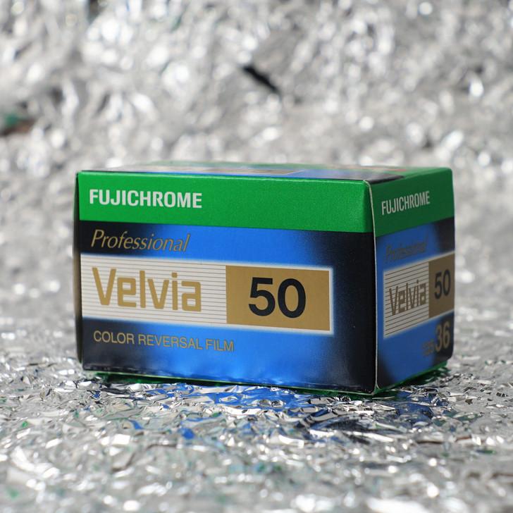 *SALE* Fujifilm Velvia 50 35mm film (12/2019)