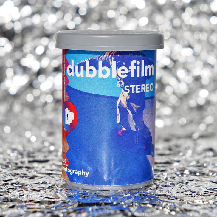Dubblefilm Stereo 35mm special effects film (36 exposures)