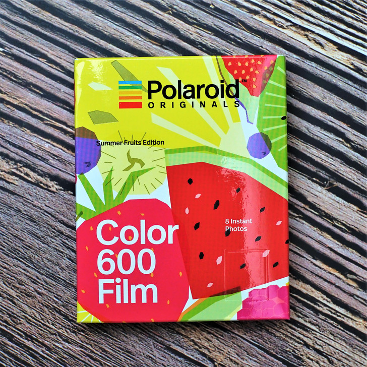 Polaroid Originals Color Film for 600 Summer Fruits (LIMITED) Edition