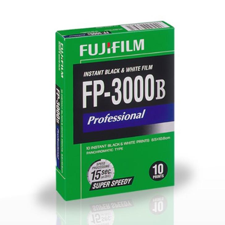 *SALE* Fujifilm FP-3000b black/white peel apart type instant film (2014-6)