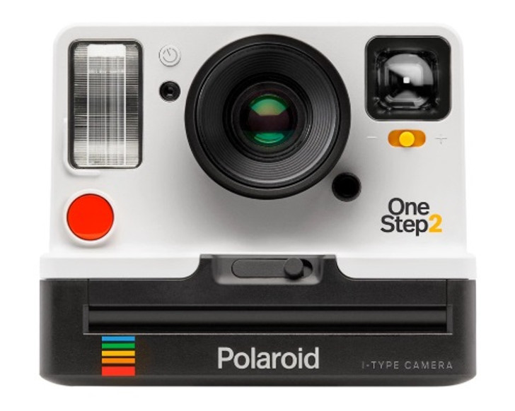 Polaroid Originals OneStep 2 Viewfinder i-Type Camera - WHITE