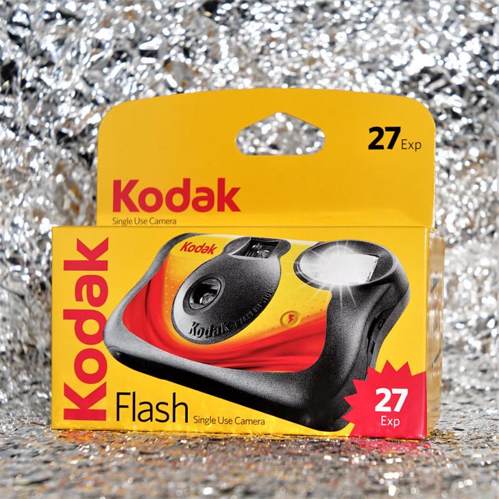 Kodak Funsaver disposable camera (27 exposures)