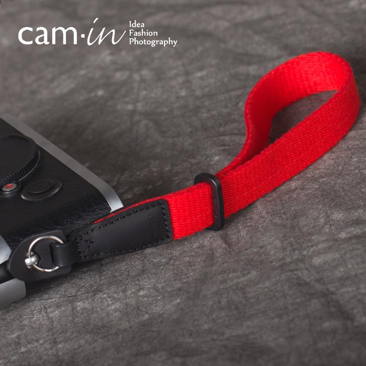 Cam-In cotton camera wrist strap