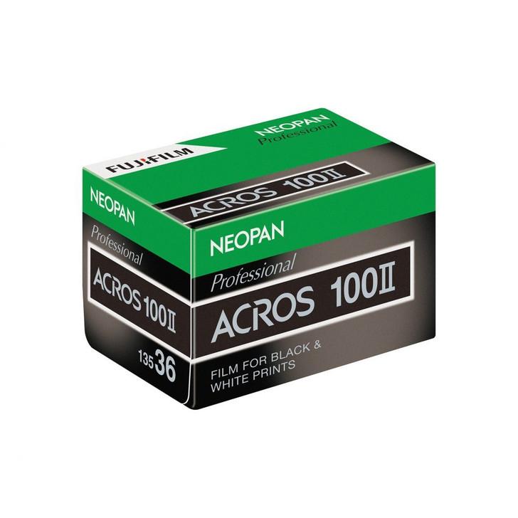 Fuji Neopan 100 Acros II 35mm film