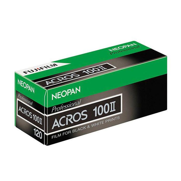 Fuji Neopan 100 Acros II 120 film