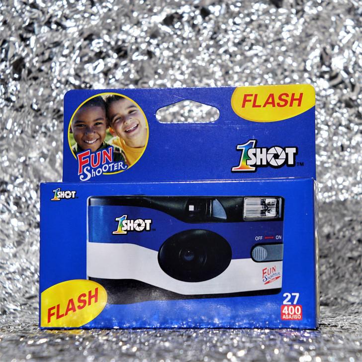 Polaroid Fun Shooter FLASH disposable camera (27 exposures)