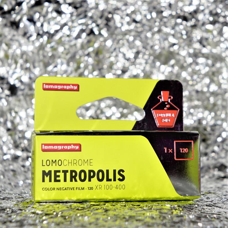 Lomography LomoChrome Metropolis 120 film