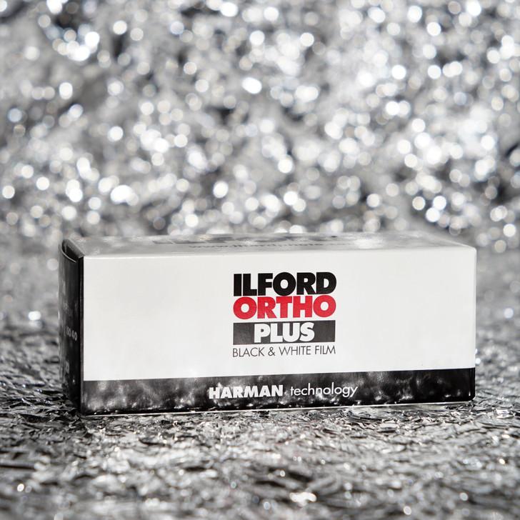 Ilford Ortho Plus 120 black/white film