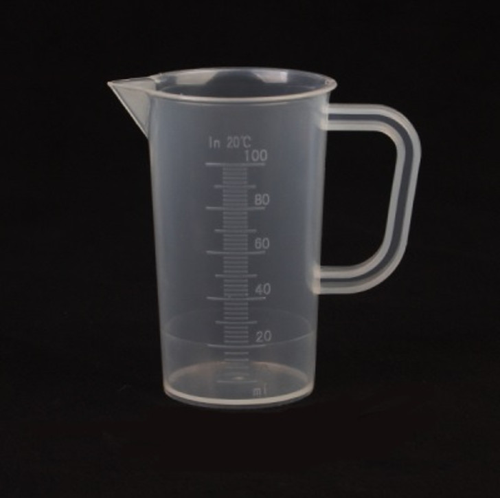 GGFilm 100ml plastic measuring jug
