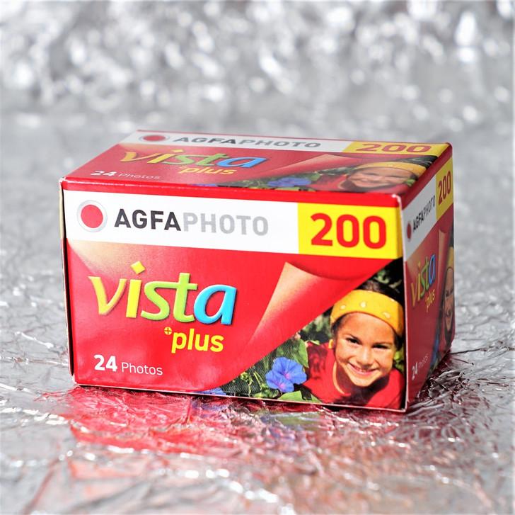 AgfaPhoto VistaPlus 200 36 exp 35mm (10/2019)