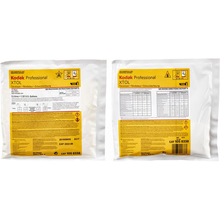 Kodak X-Tol black/white film development powder (makes 5L)