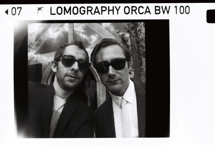 Lomography Orca black/white 110 film