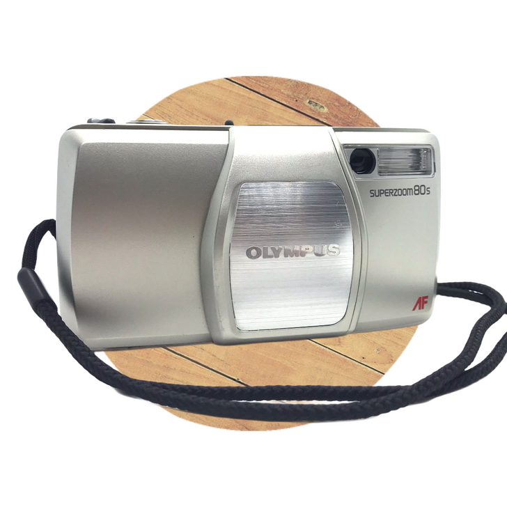 Olympus Superzoom 80s [EXCELLENT] [O2]