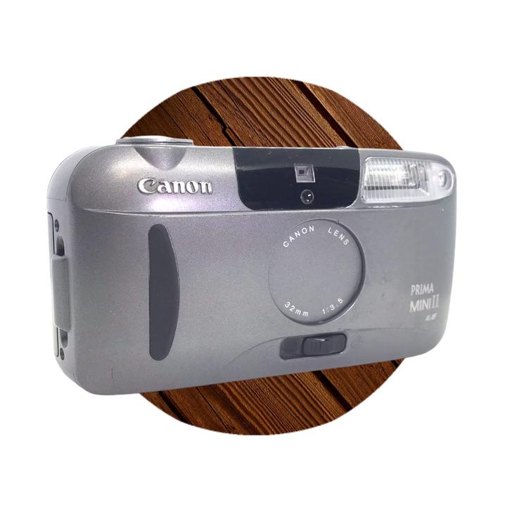 Canon Prima Mini II [VERY GOOD] [C6]