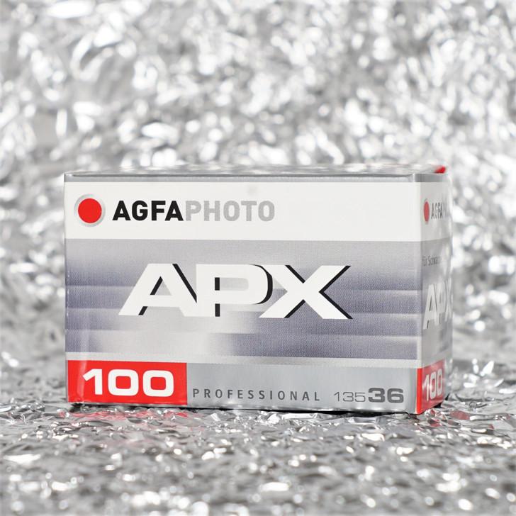 AgfaPhoto APX 100 black/white 35mm film