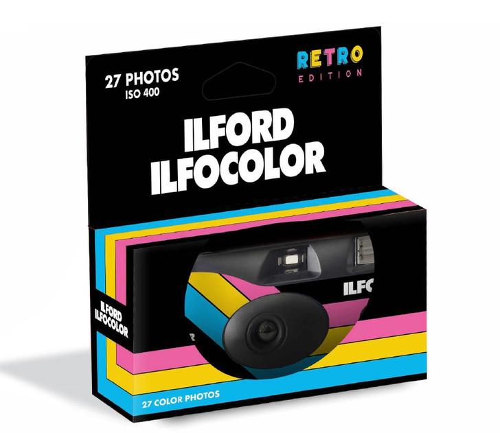 Ilford Ilfocolor Single Use Camera Retro Edition (PRE-ORDER)